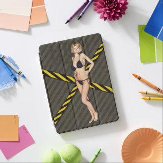 Industrial Bikini Babe iPad Pro Cover
