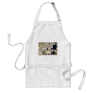 industrial decline standard apron