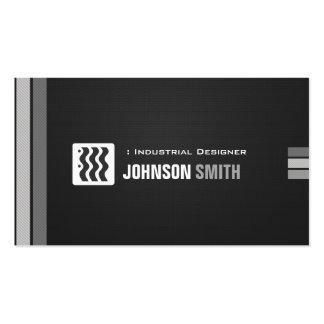 Industrial Designer - Urban Black White Pack Of Standard Business Cards