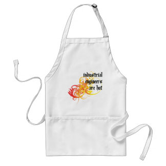 Industrial Engineers Are Hot Aprons