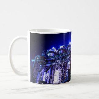 Industrial HDR photography - Steel Plant 2 Coffee Mug