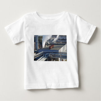 Industrial infrastructure, buildings and pipeline baby T-Shirt
