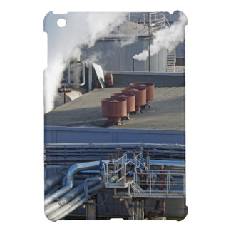 Industrial infrastructure, buildings and pipeline iPad mini cases
