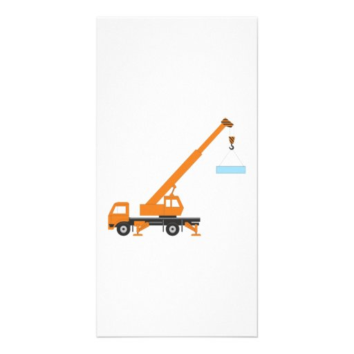 Industrial Lifting Crane Photo Cards