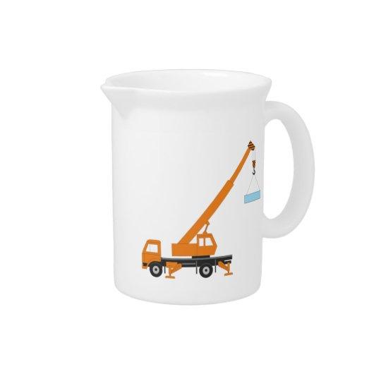 Industrial Lifting Crane Pitcher