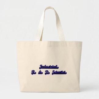 Industrial R & D Scientist Classic Job Design Jumbo Tote Bag