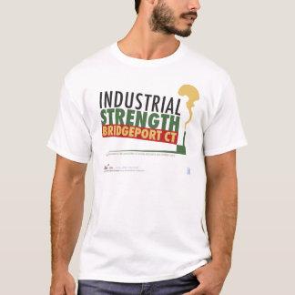 Industrial Strength t-shirt / deepCT.com