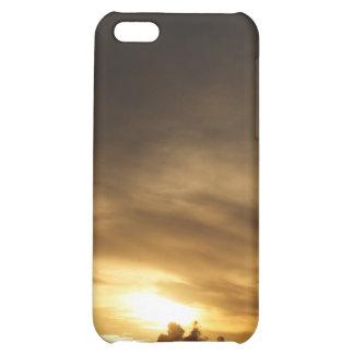 Industrial Sunset iPhone 5C Case