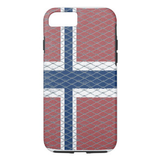 Industrial Textured Norway iPhone 7 Shell Case