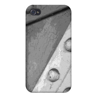 Industrial Theme Digital Art Covers For iPhone 4