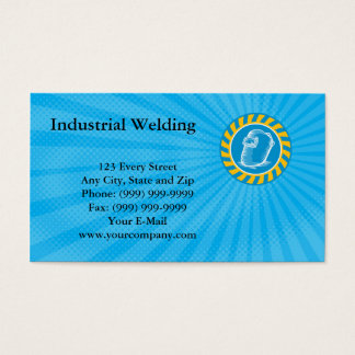 Industrial Welding Business card