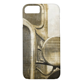 Industrial Western Country Rusty Farm Old Truck iPhone 7 Case