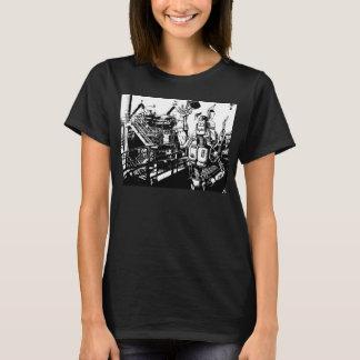 Industrious Robot T-Shirt