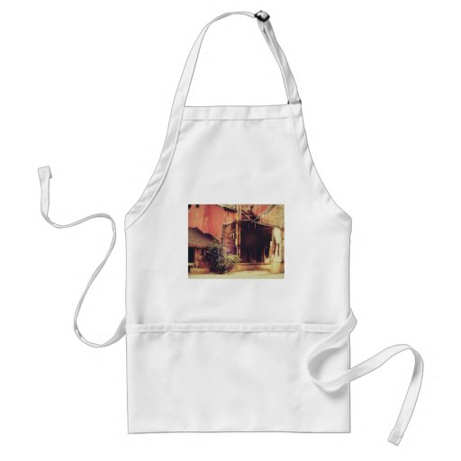 Industry In Disarray Aprons