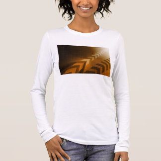 Industry Trends or Business Trending of Data Long Sleeve T-Shirt