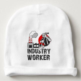 Industry worker baby beanie