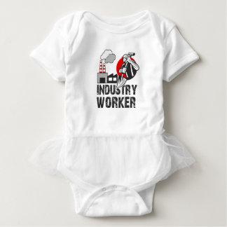 Industry worker baby bodysuit
