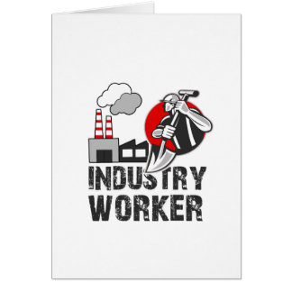 Industry worker card