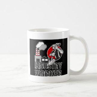 Industry worker coffee mug