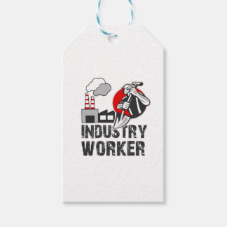 Industry worker gift tags