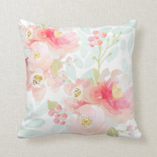 Indy Bloom Pink Plush Pillow