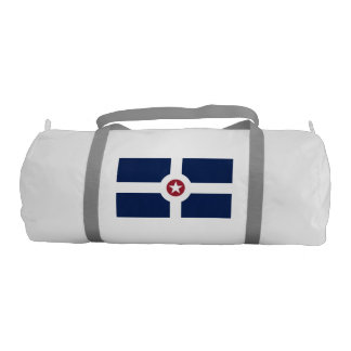 Indy Flag Gym Bag