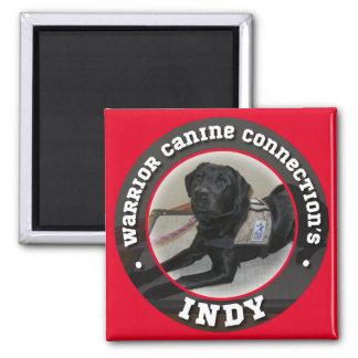 Indy magnet