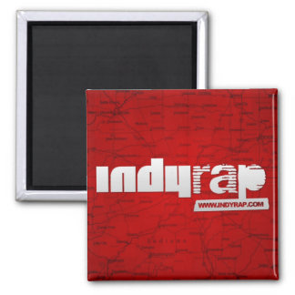 Indy Rap Magnet