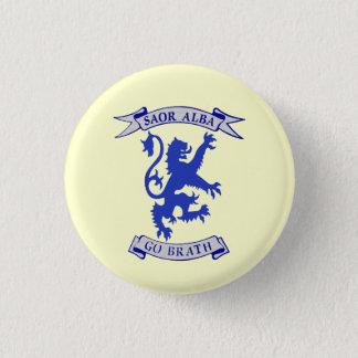 Indy Scottish Lion Rampant Gaelic Badge