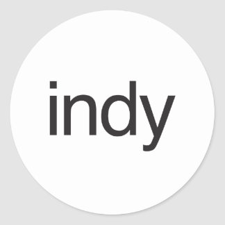 indy stickers