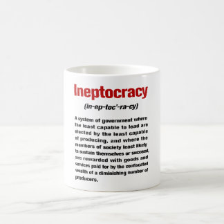 Ineptocracy Coffee Mug