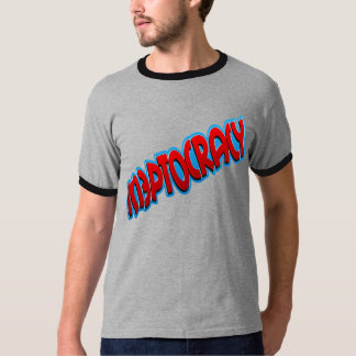 Ineptocracy Definition Front and Back T-Shirt