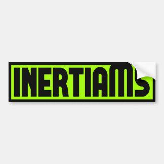 inertiaMS - BLOCK Sticker