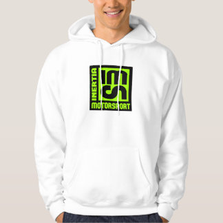 InertiaMS - RETCH COLOURS Logo Light Hoodie