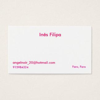 Ines Filipa, angelnoir_20@hotmail.com, Flair, Fan…