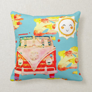 Ines object of andrade cushion