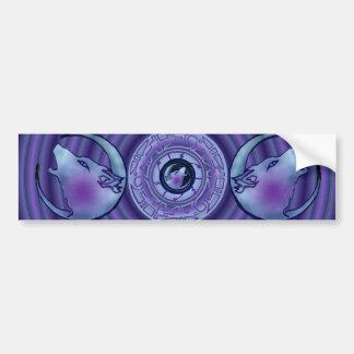 Inez Night Bumper Sticker
