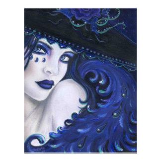Inez Witch Flyer Customizable