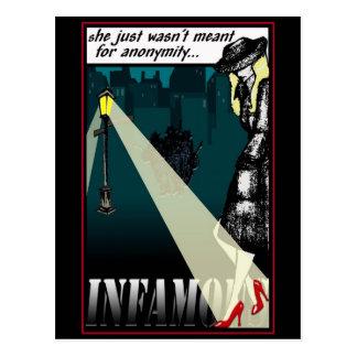 Infamous Postcard