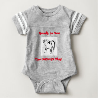 Infant, Baby, Toddler, Women, Adult, Bulldog, Dog Baby Bodysuit
