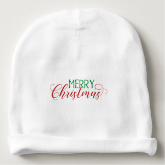Infant Christmas Hat Baby Beanie