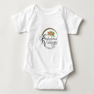 Infant Fabulous Village Ecological Resort Baby Bodysuit