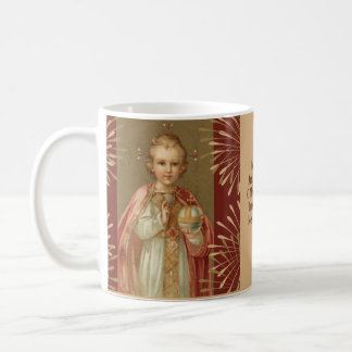 Infant Jesus of Prague Prayer Coffee Mug
