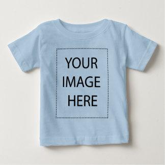 Infant Long SleeveT-Shirt Template Baby T-Shirt