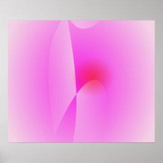 Infant Pink Poster