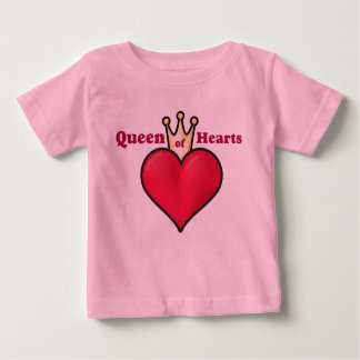 INFANT QUEEN OF HEARTS T-SHIRT