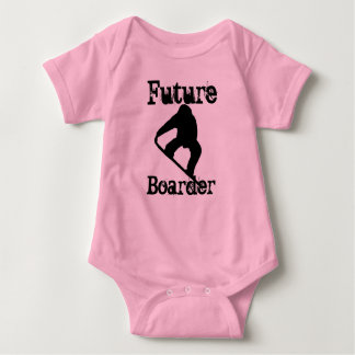 Infant Rider Baby Bodysuit