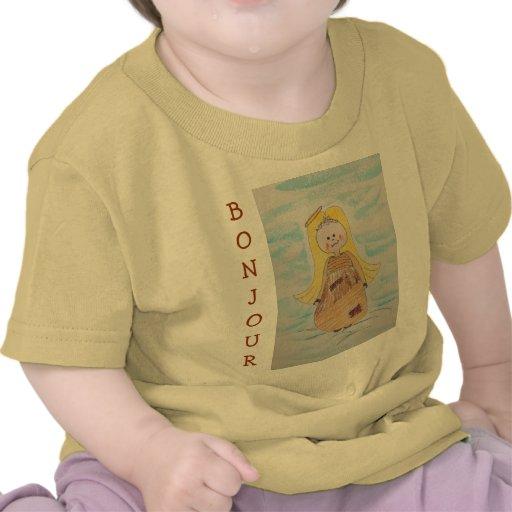 Infant T-Shirt/Bonjour