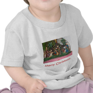 Infant T-Shirt Christmas Nativity