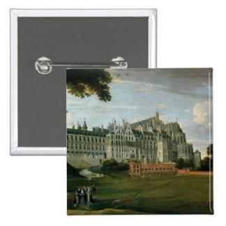 Infanta Isabella Clara Eugenia 15 Cm Square Badge